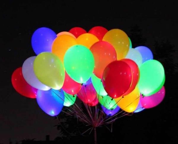 Гелиевые шары 19