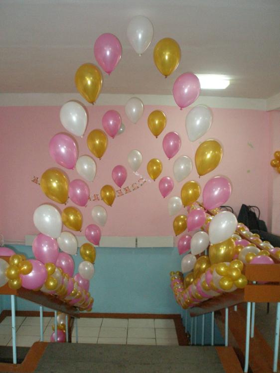 Шары на День Рождение 5
