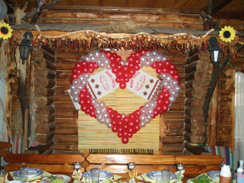 Шары на день Св.Валентина 1