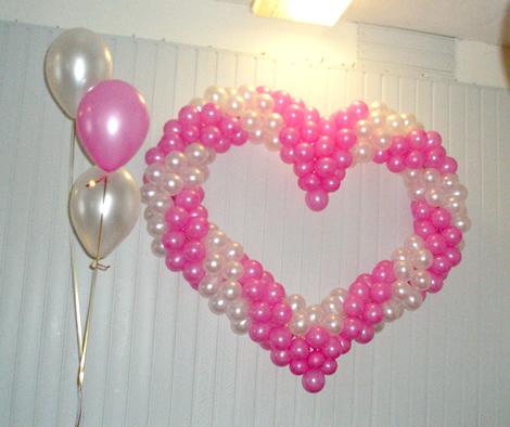 Шары на день Св.Валентина 2+